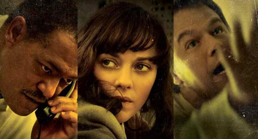 """La película """"Contagio"""" fue estrenada en el 2011 y relata cómo un virus se vuelve global. Ian Lipkin fue el jefe consultor para que los datos sean más reales. (Captura de pantalla)"""