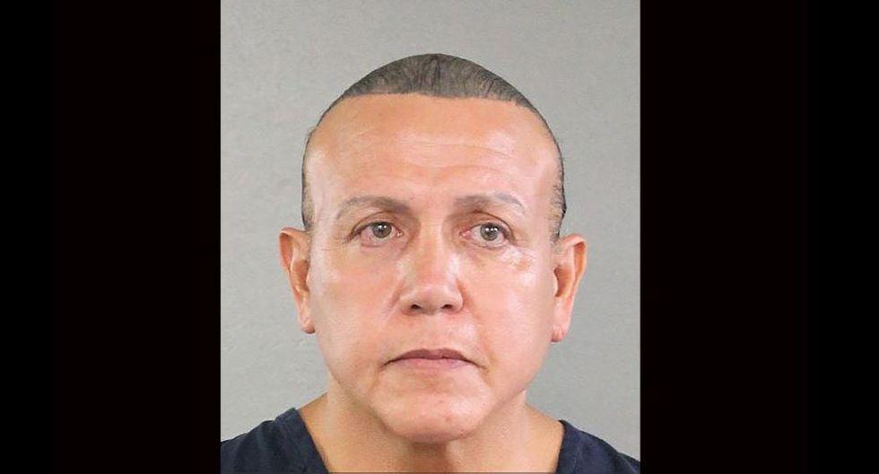 César Sayoc es condenado a 20 años de cárcel por enviar paquetes bomba a demócratas y CNN. (AFP).