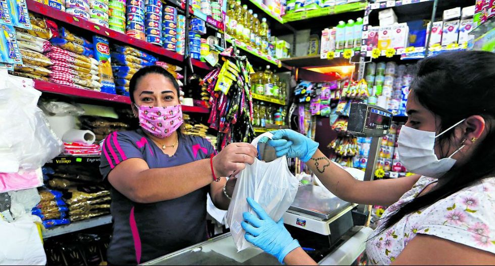 Las bodegas representan gran parte de la fuerza emprendedora del Perú.