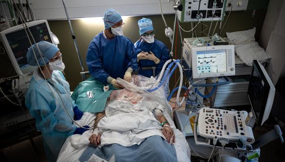 Coronavirus en Francia   Últimas noticias   Último minuto: reporte de infectados y muertos hoy, jueves 15 de abril del 2021   Covid-19   (Foto: JEAN-PHILIPPE KSIAZEK / AFP).