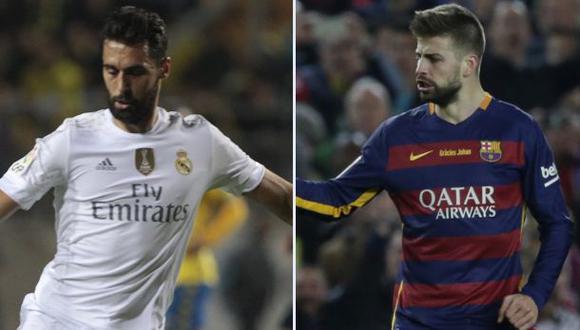 Imperdible enfrentamiento en Twitter entre Arbeloa y Piqué