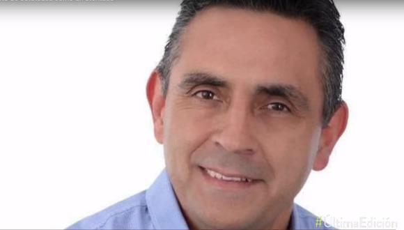 Rodríguez fue elegido en los comicios de octubre pasado luego de lograr el aval de partido Cambio Radical, en coalición con el Partido Verde y Alianza Social Independiente (ASI). (Foto: Captura de video)