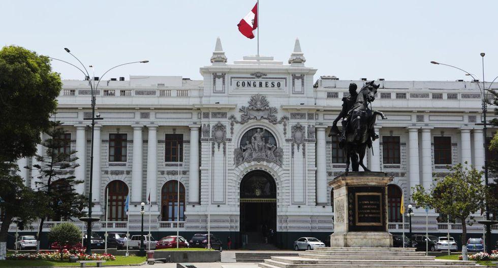 Virtuales legisladores opinaron sobre el anuncio del ministro Carlos Morán sobre el resguardo policial. (Foto: GEC)