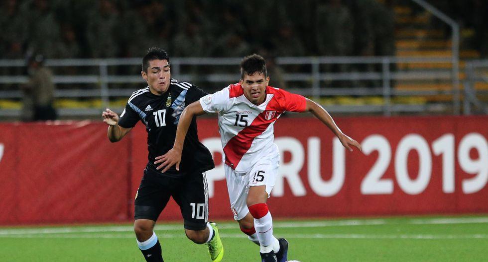Alessandro Burlamaqui fue uno de los referentes de la Sub 17 que disputó el Sudamericano de la categoría. (Foto: Agencias)