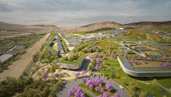 El Parque Industrial de Ancón se implementará en tres fases. (Foto: ProInversión)