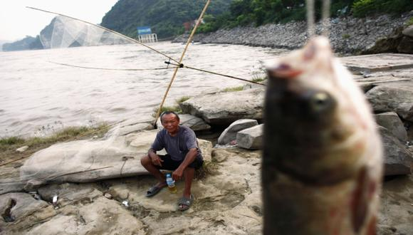 Ríos y lagos de China tienen hasta 68 tipos de antibióticos