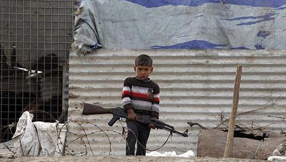 Unicef denuncia brutalidad contra millones de niños en el 2014