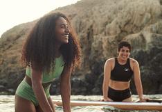 Bonito y sostenible: H&M lanza una colección de trajes de baño con Women + Waves