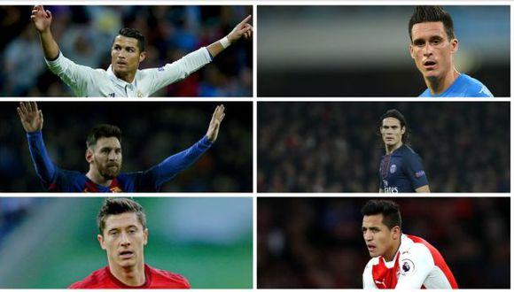 Champions League: los partidos de ida de octavos de final