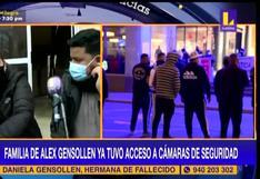 Cámaras de seguridad confirmarían agresión a joven fallecido en Centro Comercial