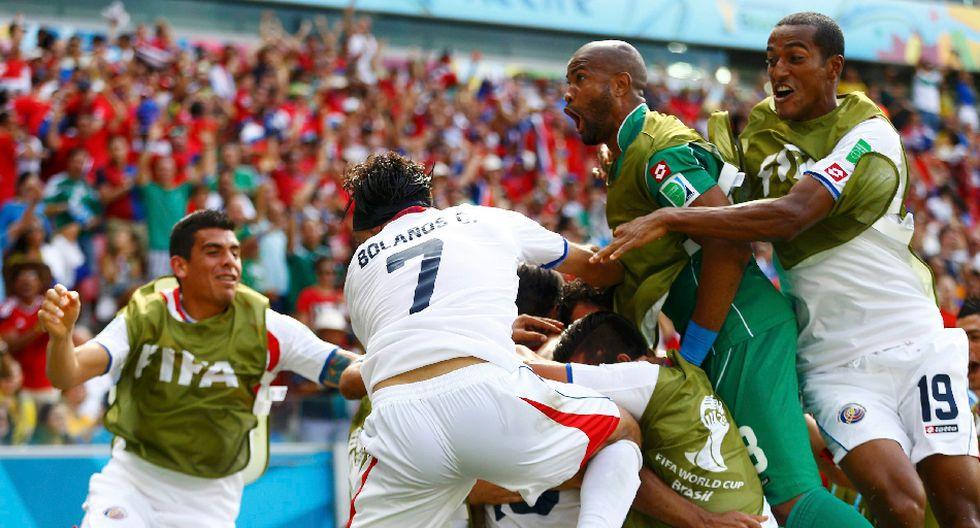 Italia vs. Costa Rica: las mejores postales a ras de campo - 4