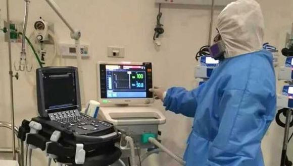 El curso va dirigido a 5.000 profesionales de la salud que trabajan en la atención de pacientes con COVID-19 en todo el país, tanto del sector público como privado. (Foto: TV Perú)
