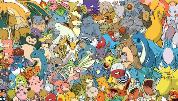 Facebook: ¿puedes ubicar a Pikachu entre todos estos Pokémon?