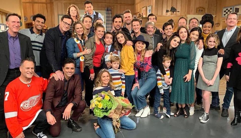 Fuller House Protagonistas Se Despiden De La Serie Con Emotivos Mensajes Fotos Netflix Tvmas El Comercio Perú