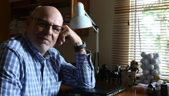 El sociólogo Javier Díaz-Albertini es experto en temas urbanos y hace docencia en la Universidad de Lima.