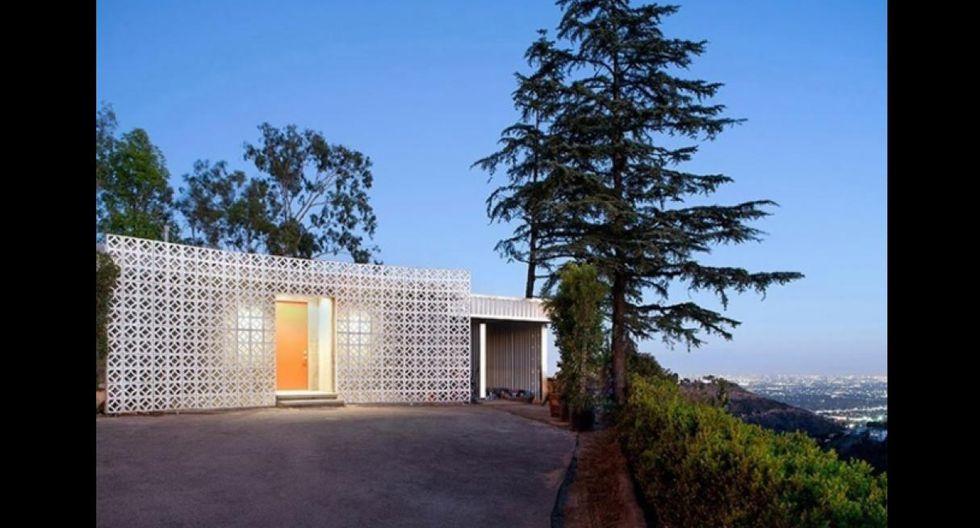 Desde su casa, Joe Jonas tiene una vista privilegiada de la ciudad de Los Angeles. (Foto: West Estate Agency)