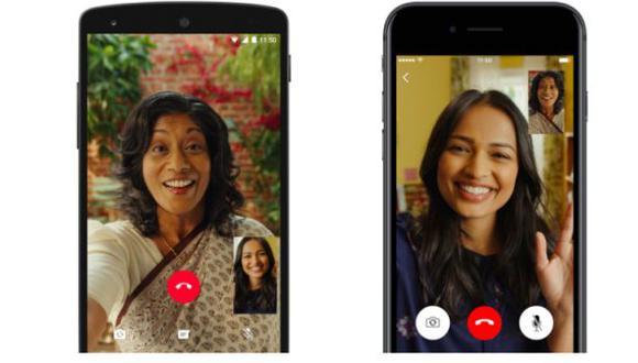 India es el país que más videollamadas realiza en WhatsApp