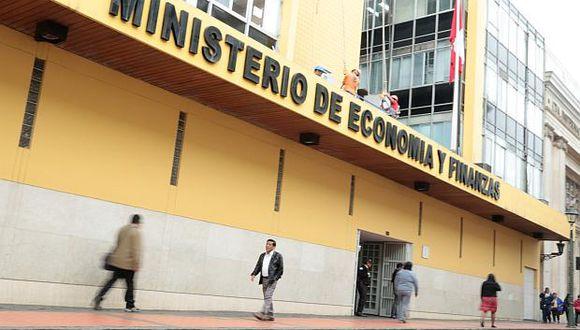 ElMEF remarcó que no trabaja intermediarios para realizar trámites relacionados a gestión presupuestaria. (Foto: GEC)