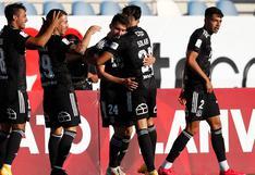 Colo Colo empató 1-1 ante O'Higgins y luchará por su permanencia ante U de Concepción