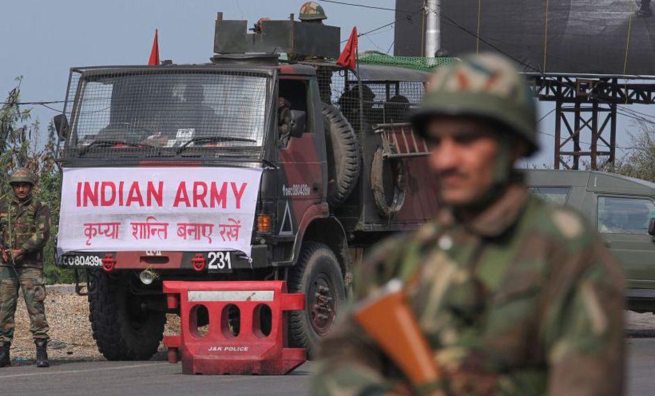 Cachemira | Por qué Pakistán y la India están al borde de una guerra. (AFP)