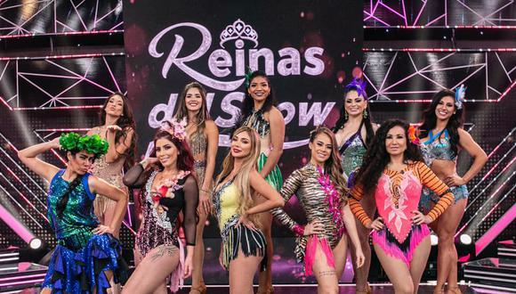 sigue el minuto a minuto del reality de Gisela Valcárcel con EGS Reinas del Show