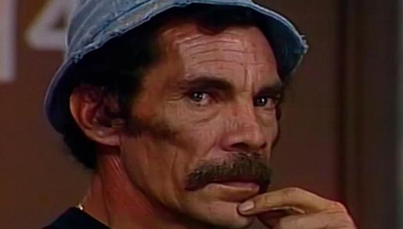 Don Ramón es carismático y de buen corazón, pero con un carácter explosivo y es muy estricto con su hija la Chilindrina. Es de fácil irritabilidad frente a los niños. (Foto: Televisa)