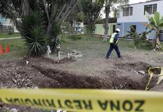 Nadie se hace responsable por muertes de menores en pozos sin tapa en Lima y Cusco
