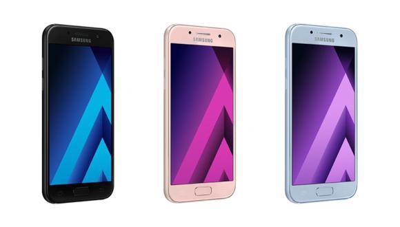 Unboxing del nuevo Galaxy A7 2017 de Samsung [VIDEO]