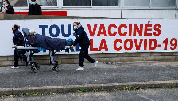 Coronavirus en Francia | Últimas noticias | Último minuto: reporte de infectados y muertos hoy, martes 6 de febrero del 2021. (Foto: AP).