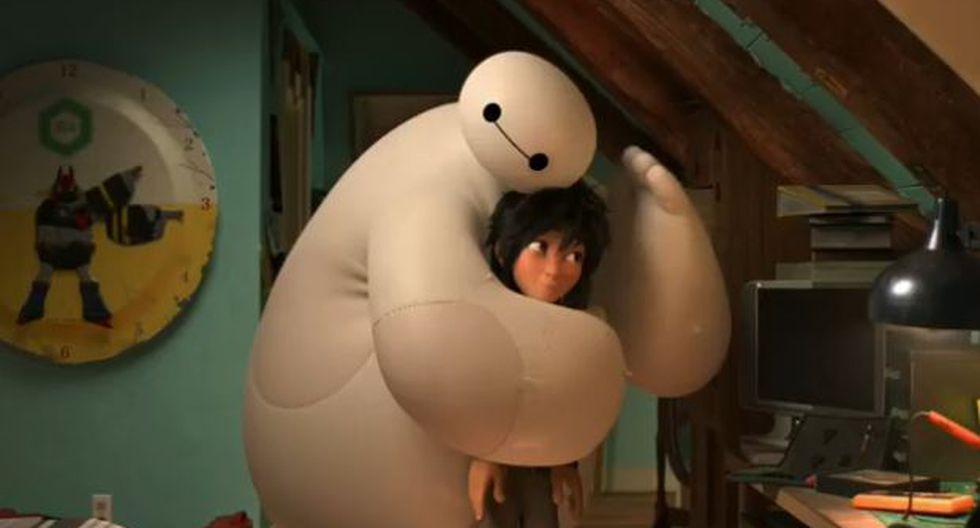 """""""Big Hero 6"""": ¿Qué pidió Disney a los animadores?"""