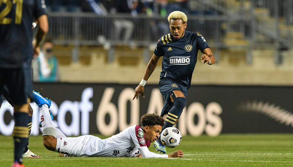 Saprissa enfrentó a Philadelphia Union por la Concachampion
