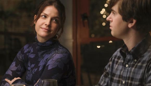 Shaun consiguió convencer a los padres de Lea de que su relación no es un error (Foto: ABC)