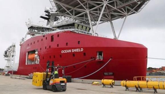 'Ocean Shield', el barco que busca la caja negra del MH370