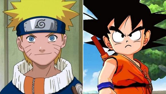 """""""Naruto"""" vs. """"Dragon Ball"""": las diferencias de ambos mangas"""