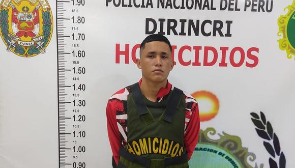 El sindicado sicario alías 'Maranga', es acusado de asesinar a tiros a cuatro amigos que estaban dentro de una mototaxi en Comas.