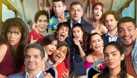"""""""Chapa tu combi"""", telenovela producida por Del Barrio Producciones y América TV. (Foto: Difusión)"""