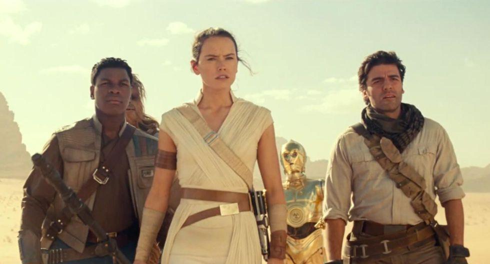 """Star Wars: The Rise of Skywalker"" se estrena este 19 de diciembre. (Foto: Lucasfilm)"