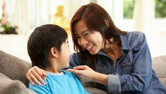 Enseña a tus hijos a decir 'por favor' y 'gracias'