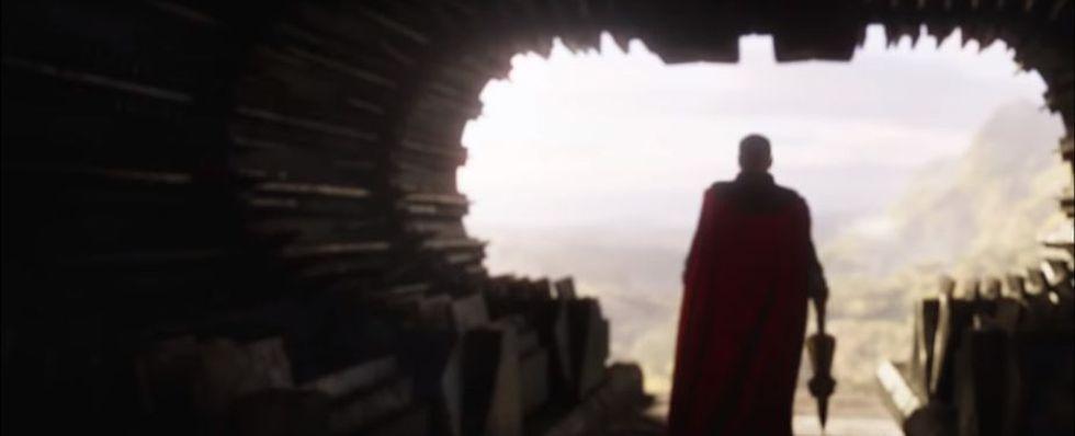Thor se encuentra por su cuenta. Pero, ¿dónde está? (Foto: Avengers: Endgame / Marvel Studios)