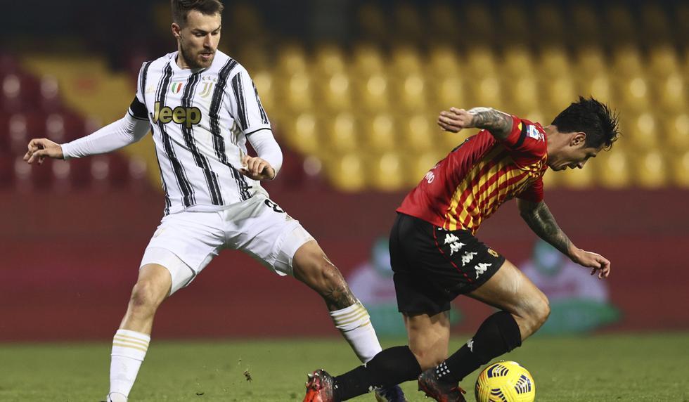 Juventus vs. Benevento: las imágenes del partido por la Serie A   Foto: AP