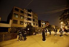 Los Olivos: allanan viviendas de policías y civiles involucrados en frustrado asalto a un grifo   VIDEO