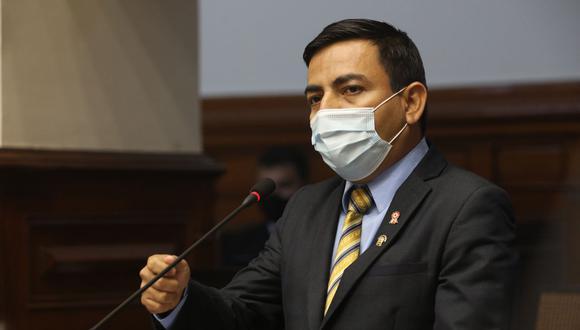 César Gonzales dijo que plantearía una moción de censura contra Francisco Sagasti. (Foto: Archivo Agencia Andina)