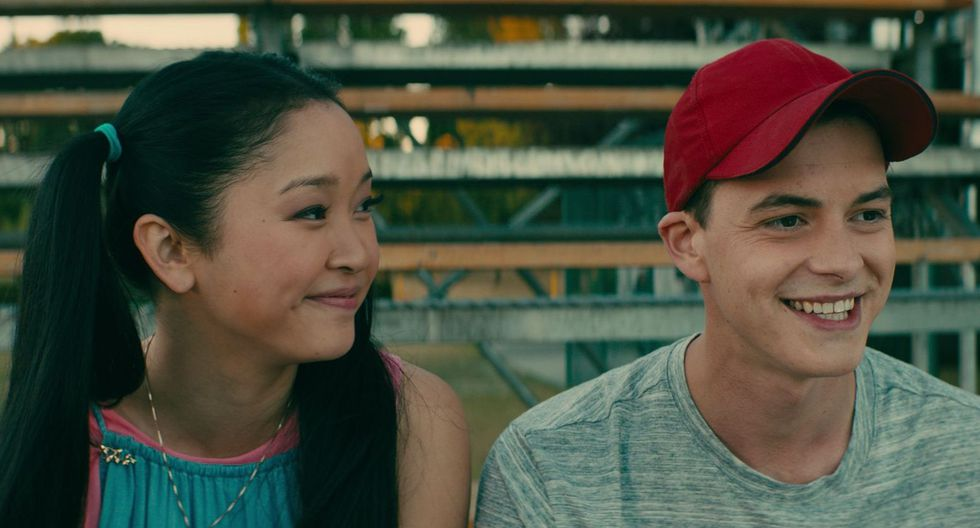 """Lana Condor es la nueva estrella de Netflix por la película juvenil """"A todos los chicos de los que me enamoré"""". (Foto: Instagram / Netflix)"""