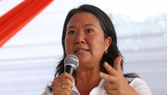 Keiko Fujimori es investigada por presunto lavado de activos, obstrucción a la justicia, entre otros delitos, en el marco del caso Odebrecht.