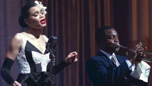 """Escena de """"The United States vs Billie Holiday"""" con Andra Day como protagonista. (Foto:"""