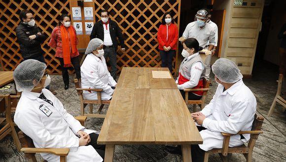 La crisis por la pandemia lleva a pensar en soluciones extremas para los sectores más afectados, como el de restaurantes. (Foto: Mincetur)