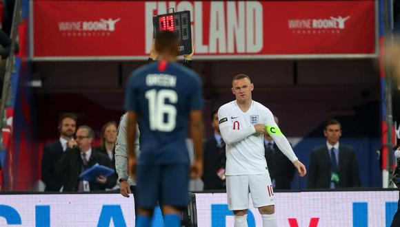 Inglaterra vs. Estados Unidos EN VIVO ONLINE vía DirecTV Sports: juegan en Wembley, en amistoso que marca el adiós de Wayne Rooney del combinado europeo. (Foto: TDN)
