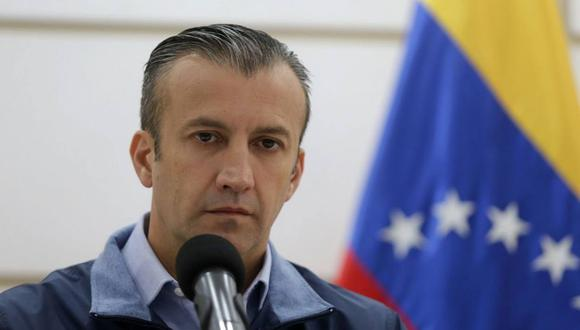 Estados Unidos presenta cargos contra Tareck El Aissami por narcotráfico. Foto: El Nacional de Venezuela/ GDA
