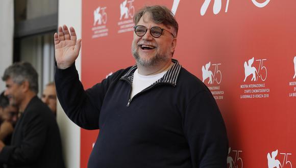Guillermo del Toro. (Foto: Agencia)