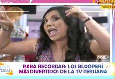 Los bloopers más hilarantes de la TV peruana | VIDEO